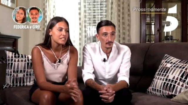 Temptation Island Vip in onda il 9 settembre su Canale 5: Ciro tenta di scappare