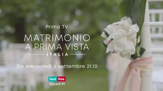 Matrimonio a prima vista 4: stagione al via su Real Time