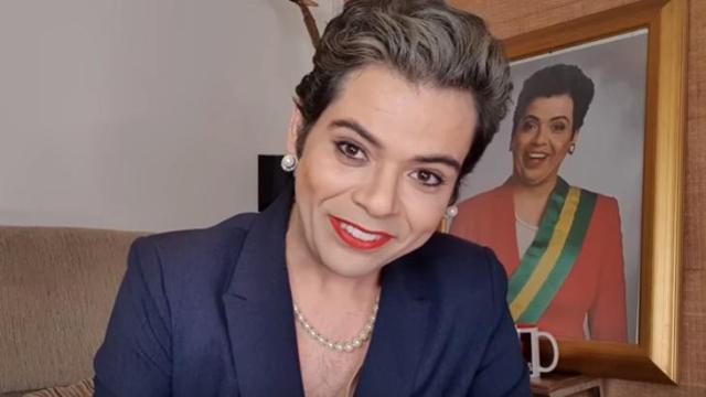 Humorista Gustavo Mendes pede a saída de público que se sentiu ofendido