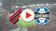 Athletico-PR x Grêmio: transmissão ao vivo no SporTV, nesta quarta (4), às 19h