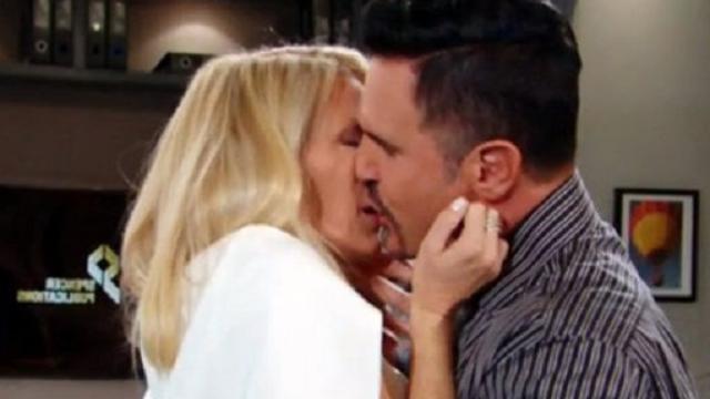 Beautiful, spoiler dal 9 al 14 settembre: Steffy vedrà Bill e Brooke mentre si baciano