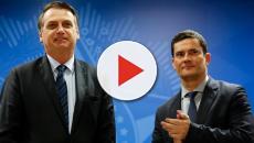 Membros da PF acreditam que Bolsonaro quer atingir Moro, diz colunista
