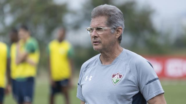 Aírton e Gilberto devem ser titulares do Fluminense contra o Fortaleza