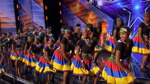 'America's Got Talent' Live Semifinals 1