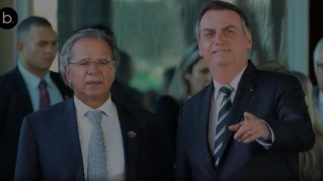 'É feia mesmo', diz ministro Paulo Guedes sobre mulher de Macron