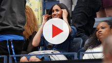 Meghan Markle cheers for BFF Serena Williams at US Open Final in New York