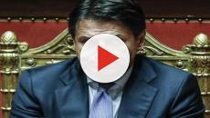 Governo, discorso di Conte interrotto dai deputati leghisti: 'Elezioni'