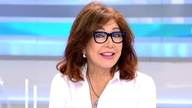 Los padres de Diana Quer se enfrentan en el programa de Ana Rosa por imágenes del Chicle