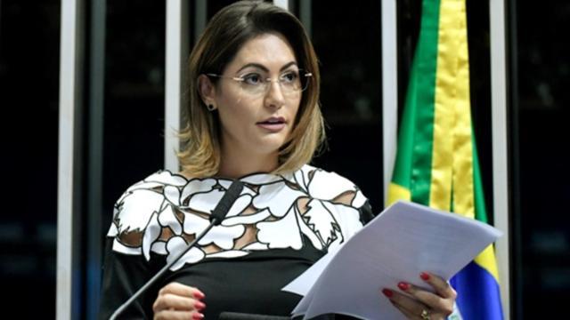 Curiosidades sobre Michelle Bolsonaro