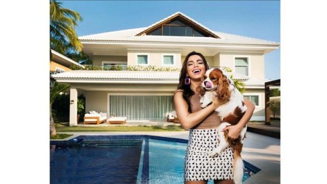 5 mansões incríveis de celebridades brasileiros