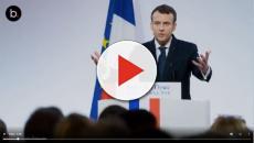 Macron é flagrado em vídeo reclamando de Bolsonaro