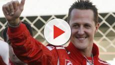 Schumacher chega a Paris para tratamento com células-tronco