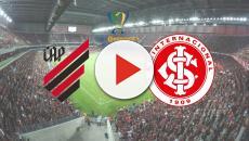 Athletico-PR x Internacional: transmissão ao vivo na TV Globo, nesta quarta (11), às 21h30