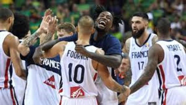 Les 5 derniers France - USA en basket