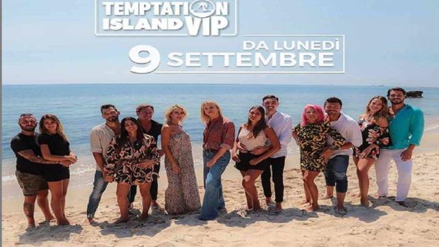 Temptation Island replica prima puntata in tv su WittyTv e La5
