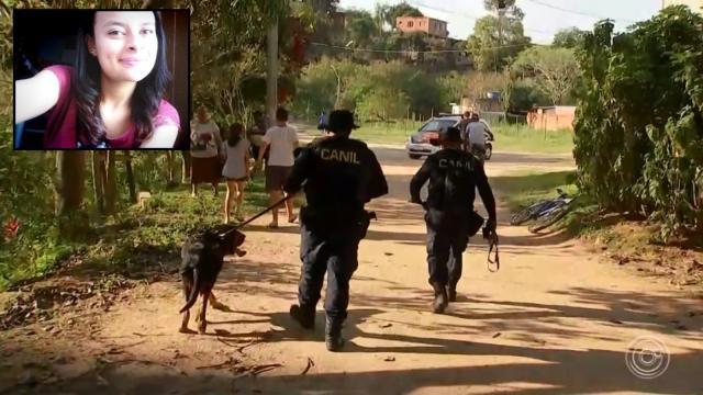 Polícia segue buscas por jovem desaparecida no interior de São Paulo