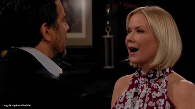 'The Bold and the Beautiful' rumors: Ridge walks out on Brooke