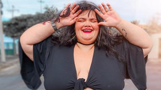 Pesando 145 kg, Thais Carla anuncia segunda gravidez: 'nunca imaginei que fosse possível'