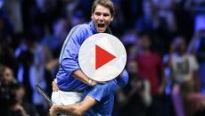 Nadal su Federer: 'Perché gioca ancora? Semplicemente ama farlo ed è felice'
