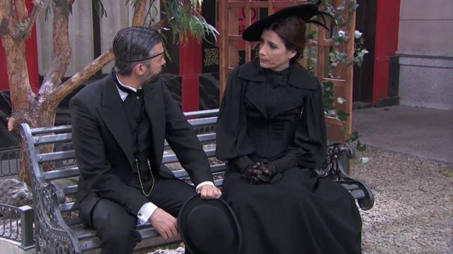 Una Vita, puntata del 14 settembre: Blanca impedisce a Diego di uccidere il fratello