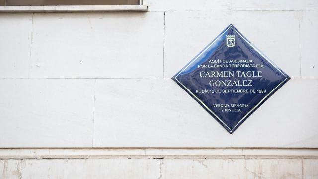 Se cumplen 30 años del asesinato de Carmen Tagle por la banda terrorista ETA