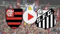 Flamengo x Santos: transmissão ao vivo, às 17h, neste sábado (14)