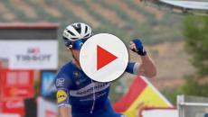 Vuelta: Cavagna vince a Toledo, Roglic sempre in maglia rossa
