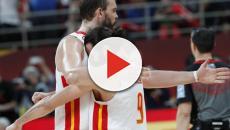 España logró estar en la final del Mundial de baloncesto tras derrotar a Australia