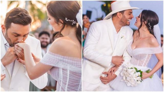 5 casamentos de famosos que ocorreram em 2019