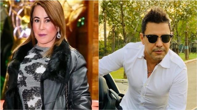 Zezé é processado por Zilu por suposta omissão de informações em acordo de divórcio