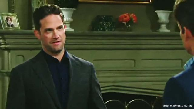 'Days of Our Lives' rumors say Tyler Christopher might replace Brandon Barash