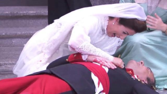 Anticipazioni Una Vita 21 settembre: Arturo viene ucciso al suo matrimonio