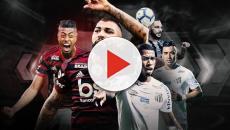 Flamengo e Santos duelam por título do primeiro turno do Brasileirão