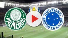 Palmeiras x Cruzeiro: transmissão ao vivo, neste sábado (14), às 19h