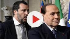 Matteo Salvini chiede sostegno al Cavaliere per le voci sulla legge del proporzionale