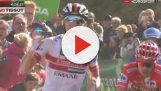 Vuelta Espana: Pogacar conquista la sua 3^ vittoria di tappa