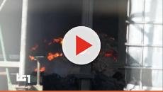 Rogo tossico a Battipaglia, De Luca dichiara: 'L'incendio è doloso al 99%'