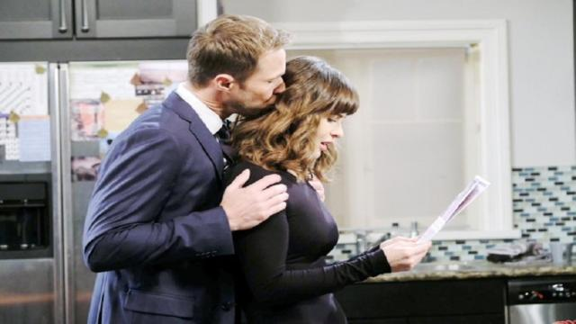 'Days of Our Lives': Eric and Nicole in love