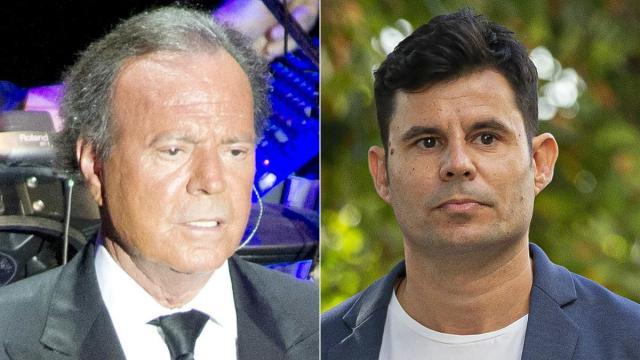 La sentencia de paternidad de Javier Santos es recurrida por Julio Iglesias