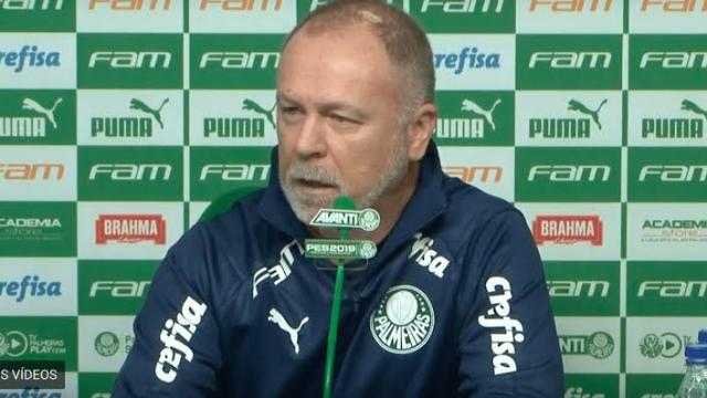 Mano Menezes reencontra ex-clube no jogo entre Palmeiras e Cruzeiro