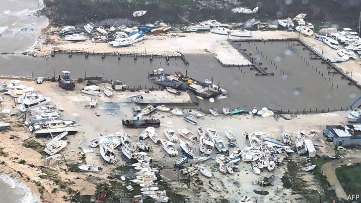 Massive efforts underway to locate 1,300 missing following Hurricane Dorian in Bahamas