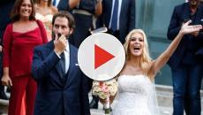 Eleonora Daniele si è sposata: il matrimonio vip con Giulio Tassoni dopo 16 anni
