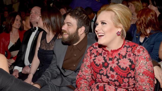 Tras siete años de relación la cantante Adele, se divorcia de Simon Konecki