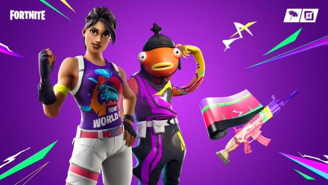 'Fortnite': The Scientist outfit teases a new plotline