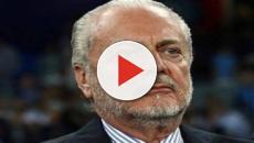 Serie A, De Laurentis attacca Sarri: 'incapace di fare turnover'