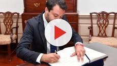 Pensioni, Salvini: 'Se intendono ritornare alla Fornero chiederemo una mano agli italiani'