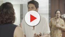 Marcos descobre planos de Diogo e Nana para culpar Paloma pelo assalto