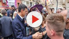 Felipe VI, Pedro Sánchez y Mónica apoyarán a los afectados por la gota fría