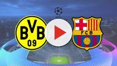 Borussia Dortmund x Barcelona: transmissão ao vivo nesta terça (17), às 17h