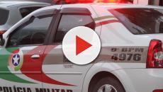 Pai joga carro contra carreta e, além de morrer, mata filho de 9 anos